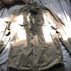Small Abercrombie and Fitch button up